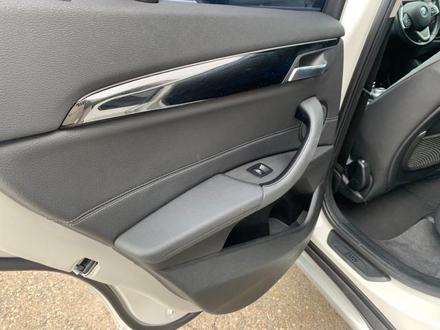 sDrive 18i xライン sDrive 18i xライン ハーフレザー コンフォートPKG インテリジェントセーフティ 純正18インチAW LEDヘッドライト 純正ナビ バックカメラ パワーバックドア Rシートスライディング付(24枚目)