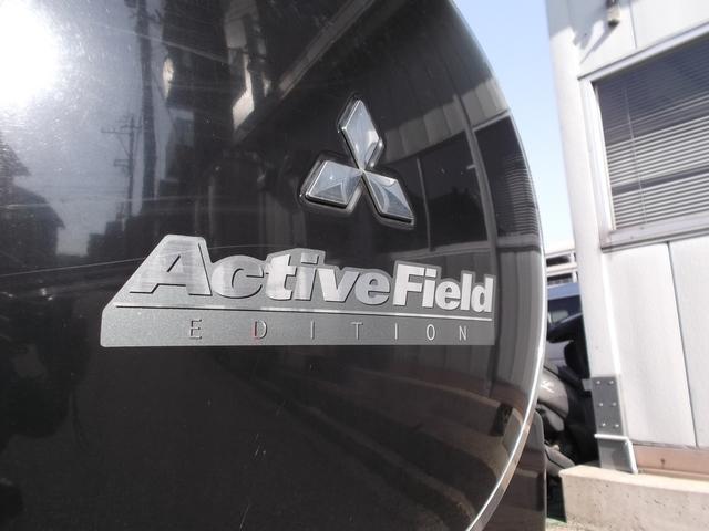 アクティブフィールドED 4WD ターボ ナビ 禁煙車(7枚目)