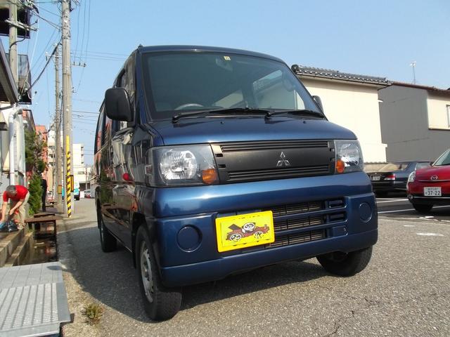 H21年式三菱ミニキャブバン4WD☆