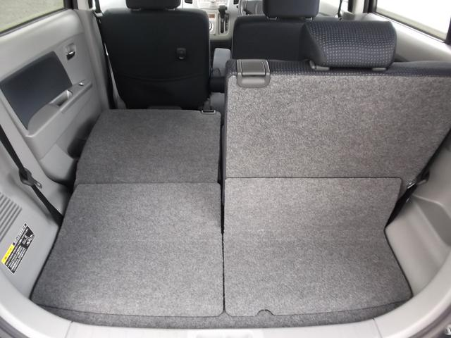 スズキ ワゴンR FXリミテッドII 4WD スマートキー シートヒータ CD