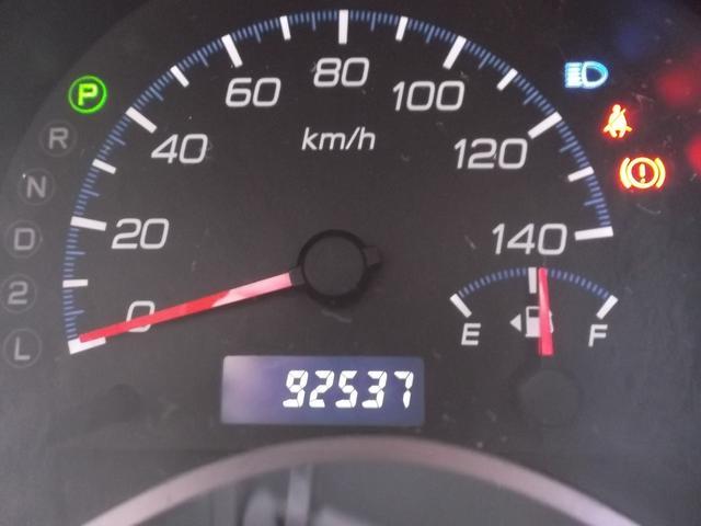 92537キロの走行です。ワゴンRはタイミングチェーンなので交換は不要です☆