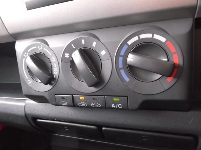 エアコンは取り扱いやすいダイアル式です☆