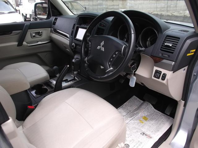 ロング エクシード 4WD ダイヤトーンフルセグナビ ETC(7枚目)