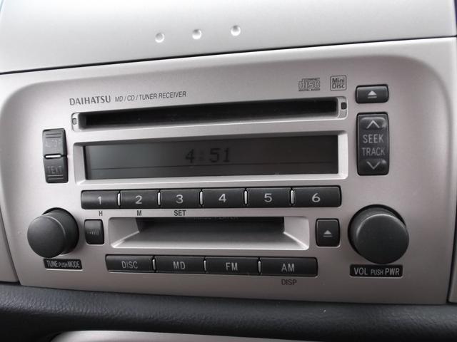 X 4WD CD MD オートエアコン キーレス(17枚目)