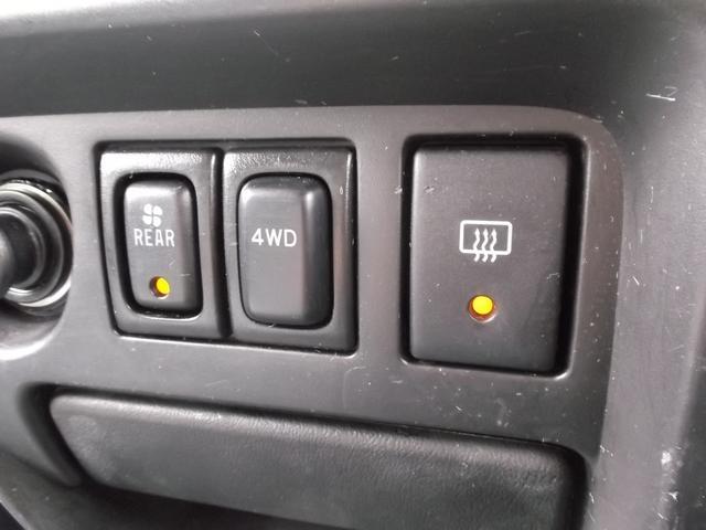 ジョイン 4WD リアヒーター EG載せ替え済み(19枚目)