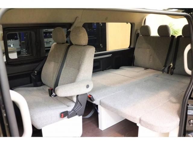 トヨタ ハイエースワゴン 2.7 GL ロング ミドルルーフ4WD ROOMCAR02