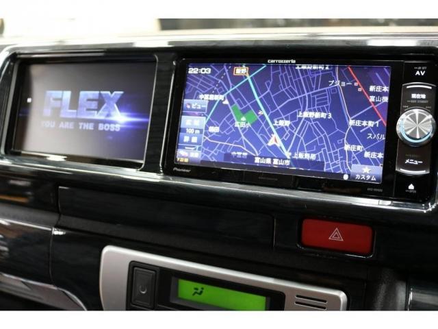 トヨタ ハイエースワゴン GL4WDフレックスオリジナル内装架装ver1