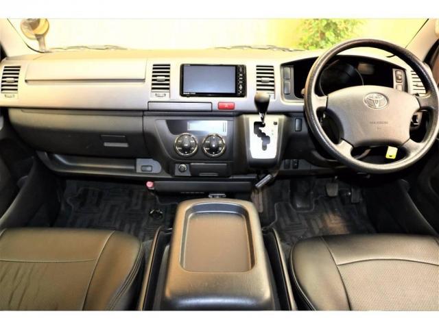 トヨタ レジアスエースバン 3.0 スーパーGL ロングボディ ディーゼルターボ 4WD
