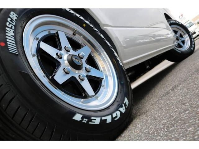 2.7 GL ロング ミドルルーフ 4WD オリジナル内装架(20枚目)