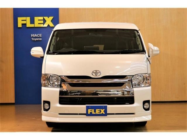 GL ファインテックツアラー トヨタ車体 キャプテンシート(3枚目)