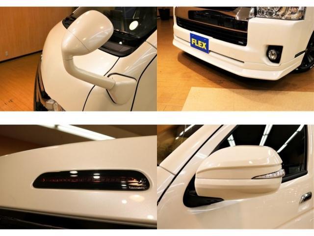 GL ファインテックツアラー トヨタ車体 キャプテンシート(6枚目)