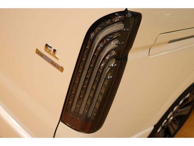 GL ファインテックツアラー トヨタ車体 キャプテンシート(7枚目)