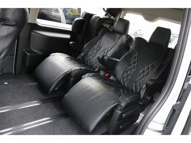 GL ファインテックツアラー トヨタ車体 キャプテンシート(16枚目)