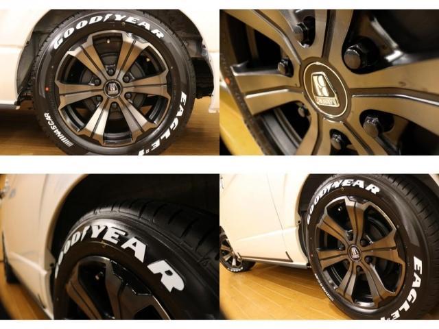 2.7 GL ロング ミドルルーフ 4WD ライトカスタムパ(7枚目)