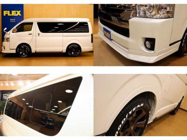 2.7 GL ロング ミドルルーフ 4WD ライトカスタムパ(9枚目)