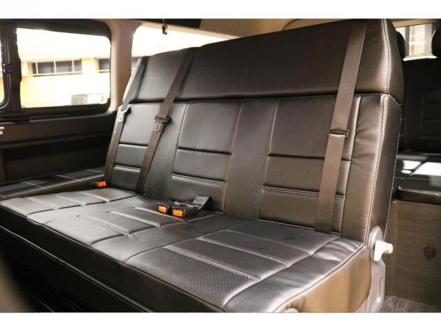 2.7 GL ロング 4WD FASP Ver2内装架装(15枚目)