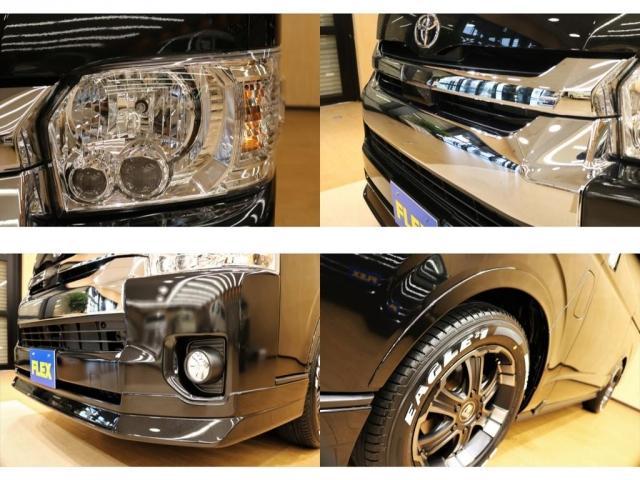 2.7 GL ロング ミドルルーフ 4WD 重歩行用フローリ(9枚目)