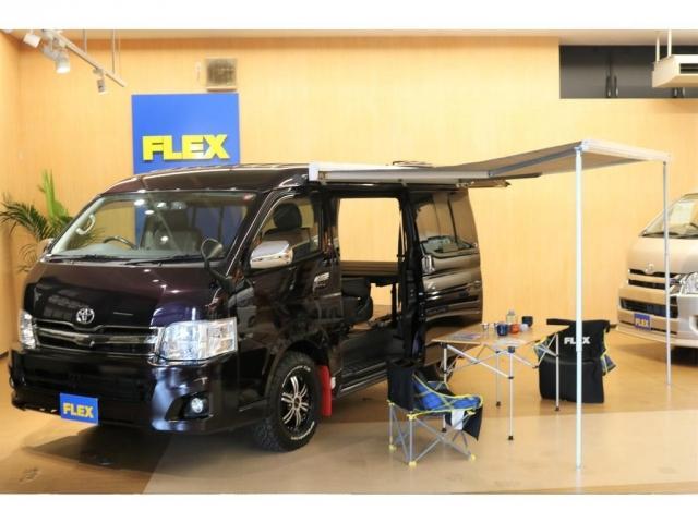ロングスーパーGLプライムセレ FIAMAサイドオーニングF45S(2枚目)