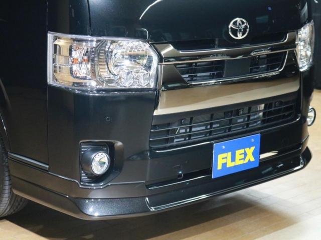 スーパーGL ダークプライムII ロングボディ FLIPUPベッドキット+大画面ナビ/1.5インチローダウン/新品17インチAW/FLEXリップスポイラー/ナスカータイヤ/ETC/LEDテールランプ/FLEXオーバーフェンダー(7枚目)