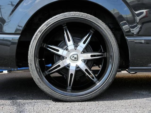 トヨタ ハイエースワゴン GL ヴァレンティLEDヘッドランプ アルパインHDDナビ