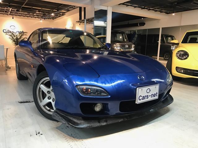 「マツダ」「RX-7」「クーペ」「石川県」の中古車6