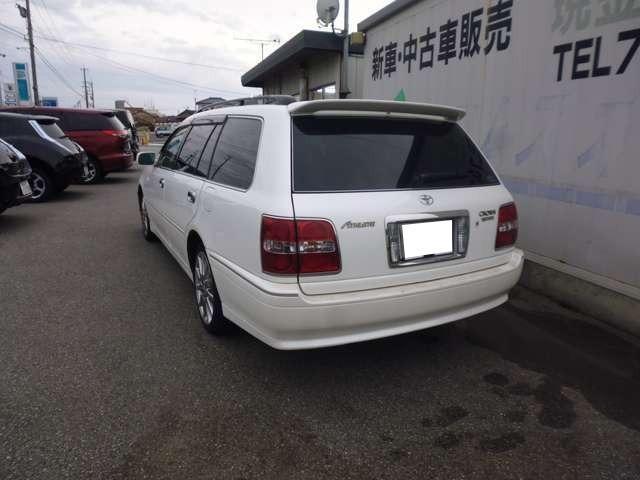 「トヨタ」「クラウンエステート」「ステーションワゴン」「富山県」の中古車4