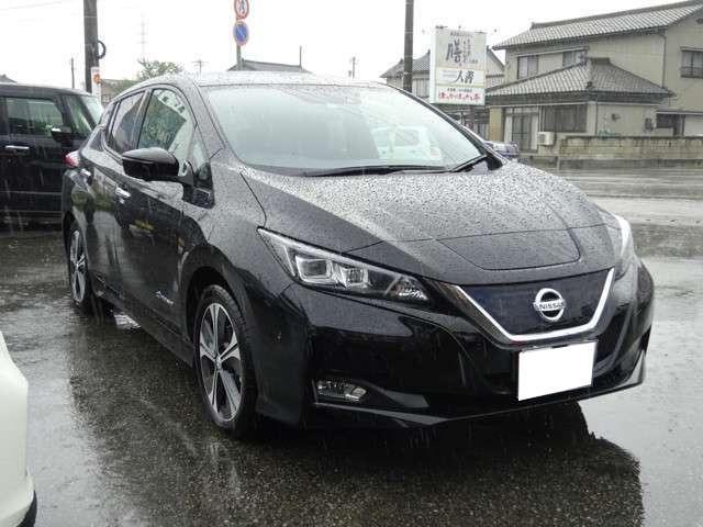「日産」「リーフ」「コンパクトカー」「富山県」の中古車7