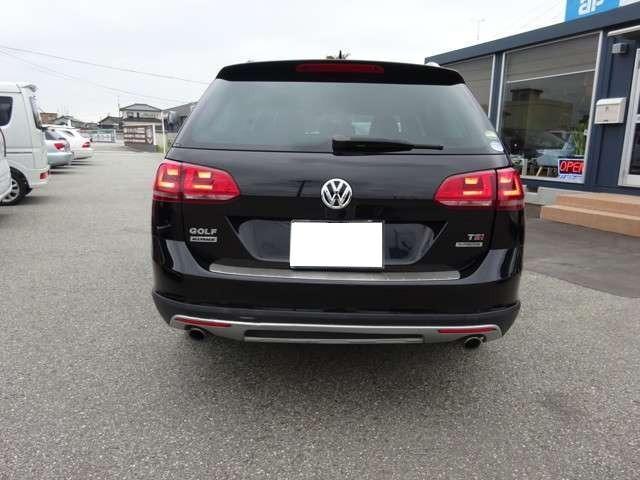 「フォルクスワーゲン」「VW ゴルフオールトラック」「SUV・クロカン」「富山県」の中古車2