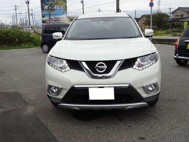 「日産」「エクストレイル」「SUV・クロカン」「富山県」の中古車6
