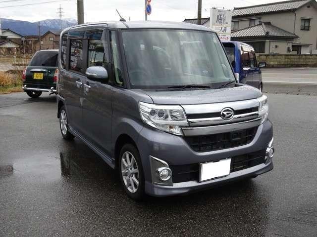 「ダイハツ」「タント」「コンパクトカー」「富山県」の中古車7