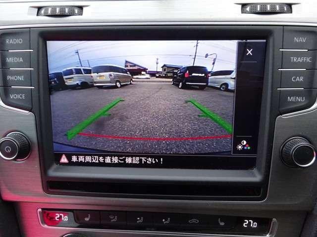 「フォルクスワーゲン」「VW ゴルフヴァリアント」「ステーションワゴン」「富山県」の中古車4