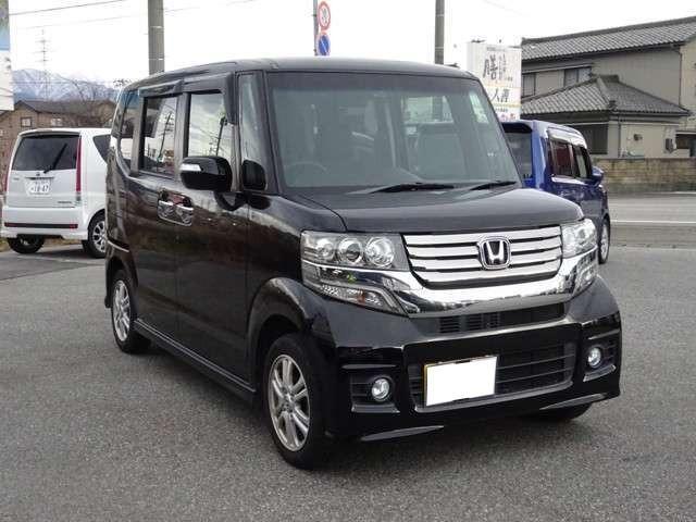 「ホンダ」「N-BOX」「コンパクトカー」「富山県」の中古車7