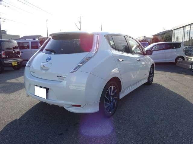 「日産」「リーフ」「コンパクトカー」「富山県」の中古車8