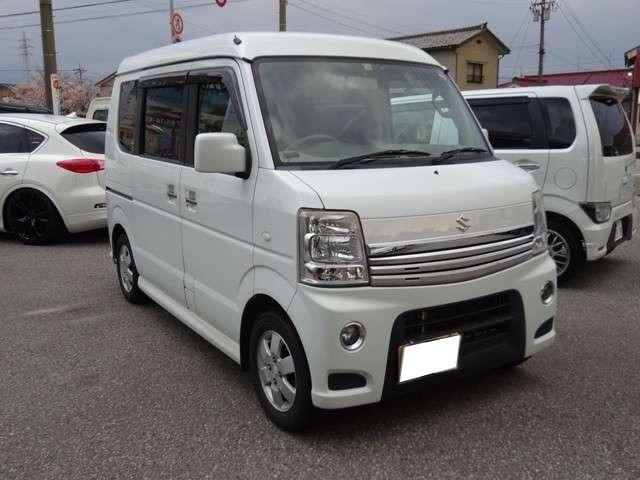 「スズキ」「エブリイワゴン」「コンパクトカー」「富山県」の中古車3