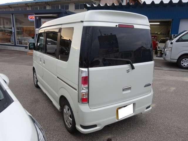 「スズキ」「エブリイワゴン」「コンパクトカー」「富山県」の中古車6