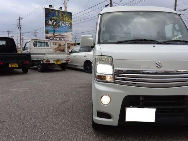 「スズキ」「エブリイワゴン」「コンパクトカー」「富山県」の中古車7