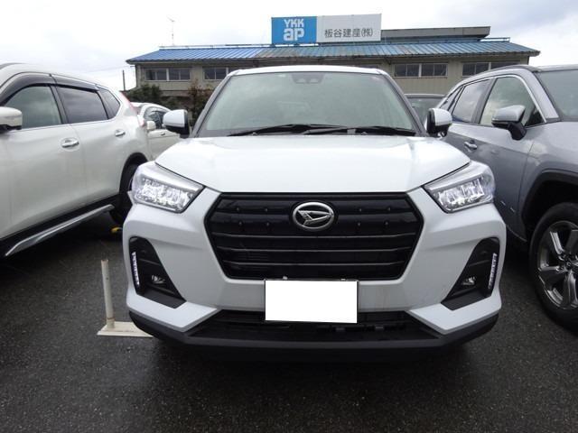 「ダイハツ」「ロッキー」「SUV・クロカン」「富山県」の中古車2