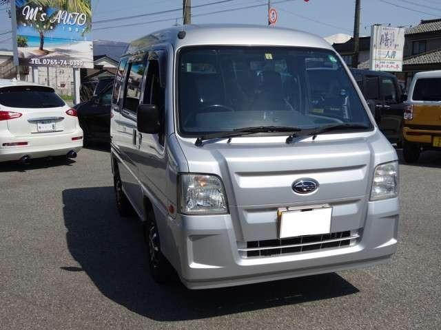 「スバル」「サンバーバン」「軽自動車」「富山県」の中古車2