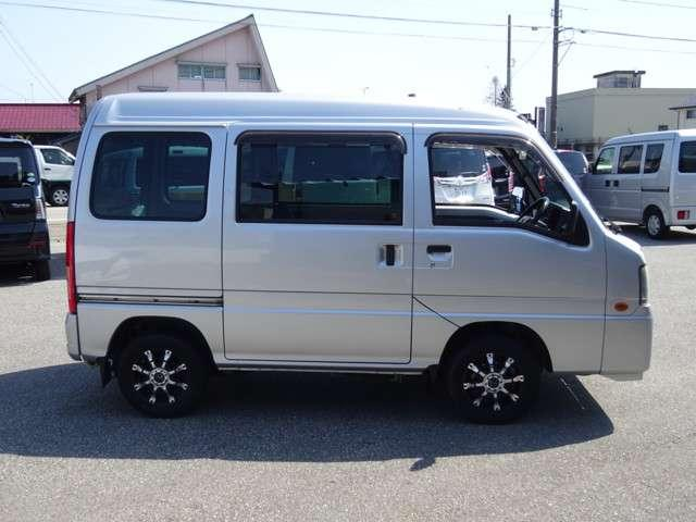 「スバル」「サンバーバン」「軽自動車」「富山県」の中古車3