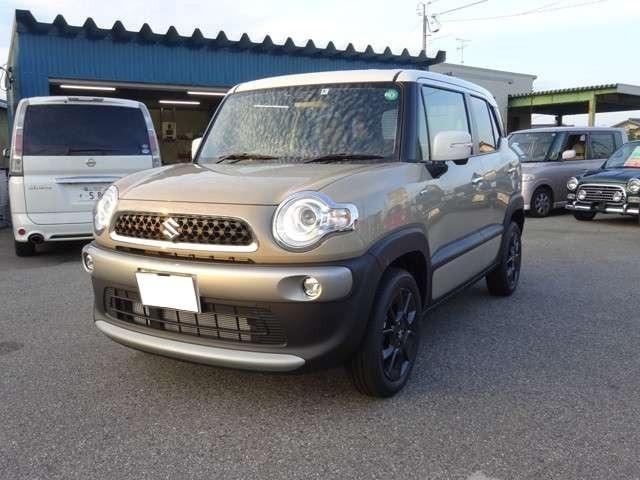 「スズキ」「クロスビー」「SUV・クロカン」「富山県」の中古車7