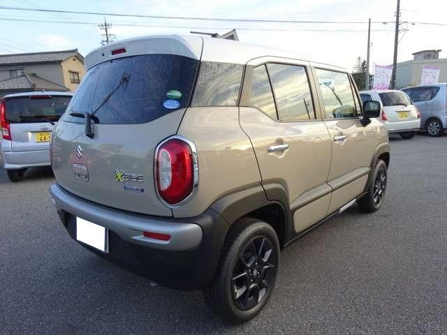 「スズキ」「クロスビー」「SUV・クロカン」「富山県」の中古車9