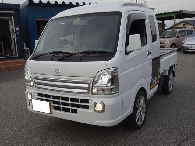 「スズキ」「スーパーキャリイ」「トラック」「富山県」の中古車6
