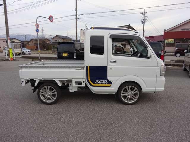 「スズキ」「スーパーキャリイ」「トラック」「富山県」の中古車7