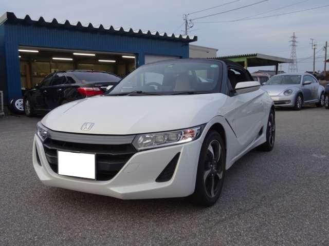 「ホンダ」「S660」「オープンカー」「富山県」の中古車6