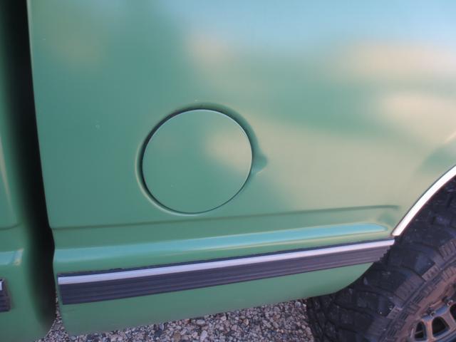 シボレー シボレー K-1500 マットグリーン スター