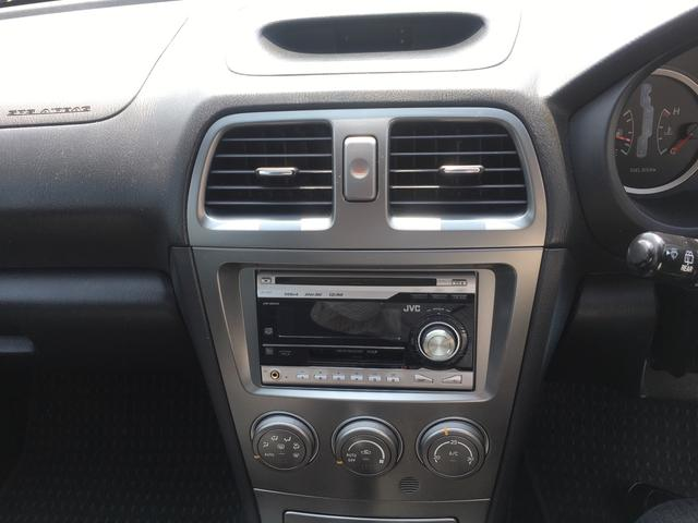 スバル インプレッサスポーツワゴン 15i社外CD MD付