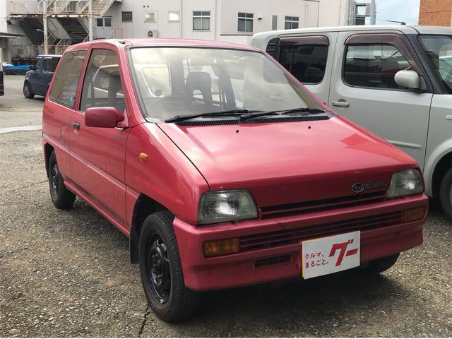 「スバル」「レックス」「軽自動車」「石川県」の中古車3