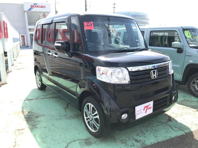 「ホンダ」「N-BOX」「コンパクトカー」「富山県」の中古車3
