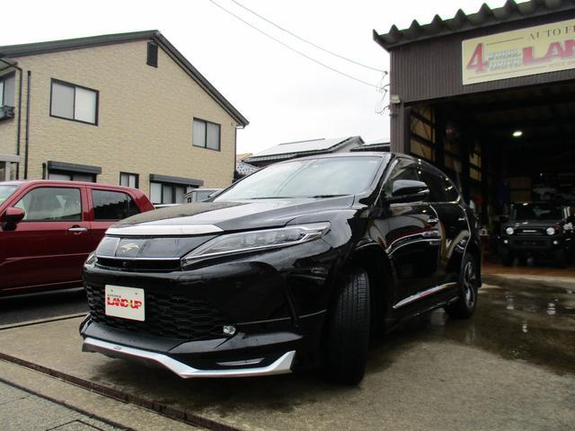 「トヨタ」「ハリアー」「SUV・クロカン」「福井県」の中古車3