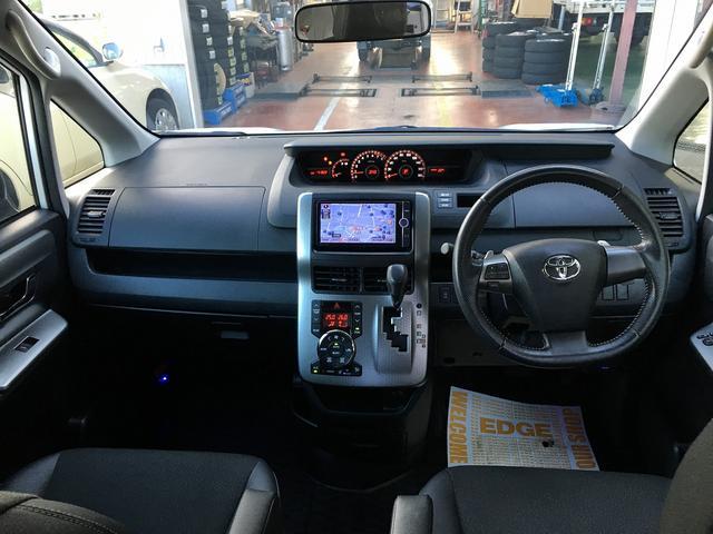 トヨタ ヴォクシー ZS 煌Z 両側パワスラ フルセグナビ モデリスタエアロ